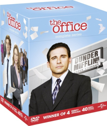 The Office - An American Workplace - Season 1-9 Complete (38 disc) (Import)