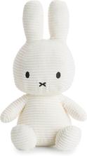 Miffy kanin vit 50 cm