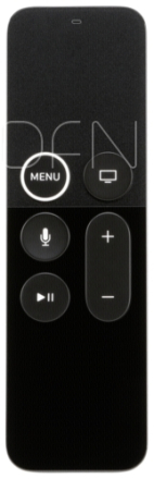 Apple Siri Remote for Apple TV MQGD2ZM/A