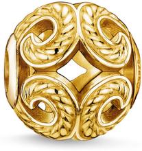 Thomas Sabo Karma Beads Svallande Våg Guld