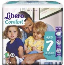 Comfort (7) 16-26kg Blöjor