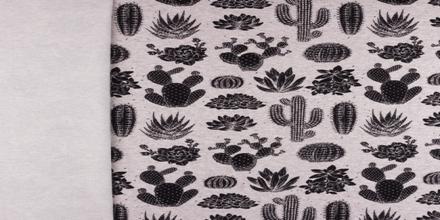 Frottétyg - Kaktus, melerad