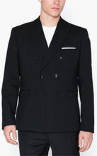 Selected Homme Slhslim-Cale Black Struc Blz B Kavajer & kostymer Svart