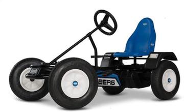 BERG Extra Blue BFR Trampbil