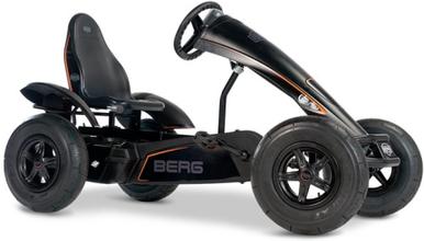 BERG Black Edition E-BFR Trampbil
