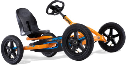 BERG Buddy B-Orange Trampbil