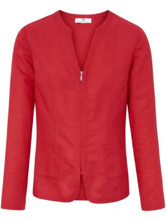 Blusjacka från Peter Hahn röd
