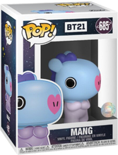 BT21 - Mang - vinylfigur 685 - Funko Pop! Figure - multicolor