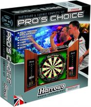 Harrows Pro's Choice