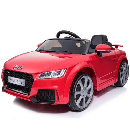 Elbil för barn 2x25W 12V7Ah - Audi TTRS