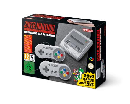 Mini SNES - Super Nintendo Classic Edition