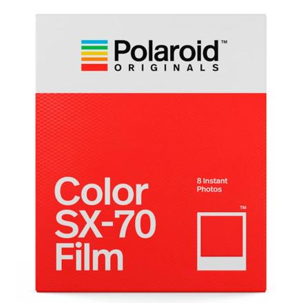 Polaroid Originals Color Film For SX-70, Polaroid Originals