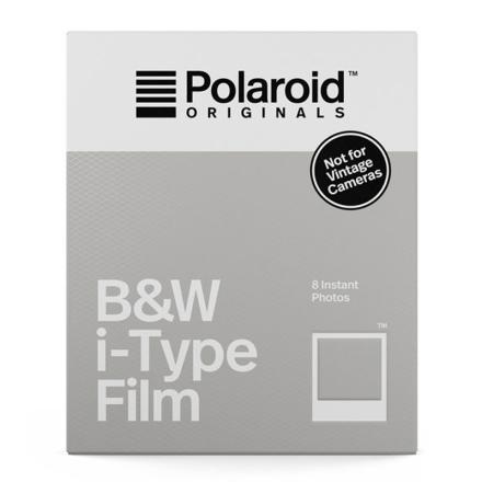 Polaroid Originals B&W Film For I-Type, Polaroid Originals
