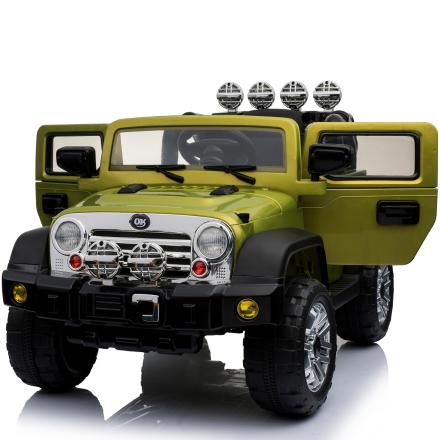 Elbil för barn 2x35W 12V7Ah - Jeep