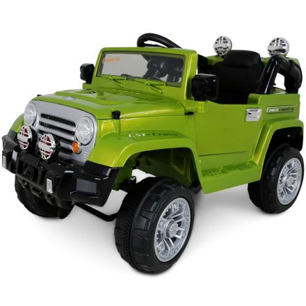 Elbil för barn Jeep - 12V 7Ah 2x25W