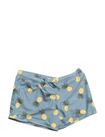 Swimshorts, Short, With Pineapple