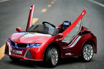 Elbil för barn - Premiummodell - 7Ah 2x35W