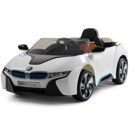 Elbil för barn 2x35W 12V7Ah - BMW i8