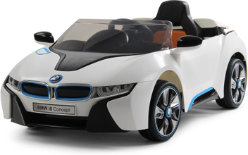 Elbil för barn BMW i8 - 12V 7Ah 2x35W