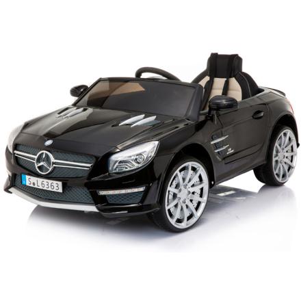 Elbil Mercedes SL63 2x35W 12V7Ah