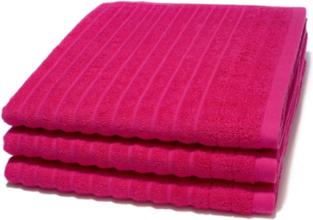 Fair Trade Frotté 70 x 150 cm rosa- Finlayson