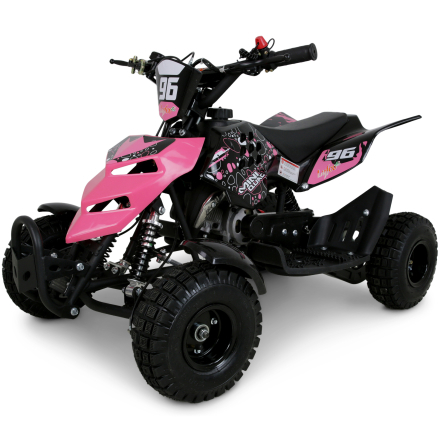 Mini ATV 49cc bensin - ATV-10 - Rosa