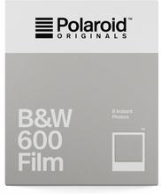Polaroid Originals B&W Film For 600 White Frame, Polaroid Originals