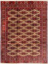 Turkaman matta 235x315 Persisk Matta