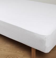 Sängklädsel 180 x 200 cm grå frotté, Värnamo of Sweden