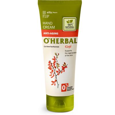 O'Herbal Goji Anti-Aging Hand Cream 75 ml