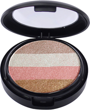 Köp OFRA Cosmetics Blush Stripes, Illuminating 10 g OFRA Cosmetics Rouge fraktfritt