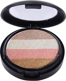 Kjøp OFRA Cosmetics Blush Stripes, Illuminating 10 g OFRA Cosmetics Rouge Fri frakt