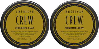 Molding Clay Duo 85g American Crew Hårvård