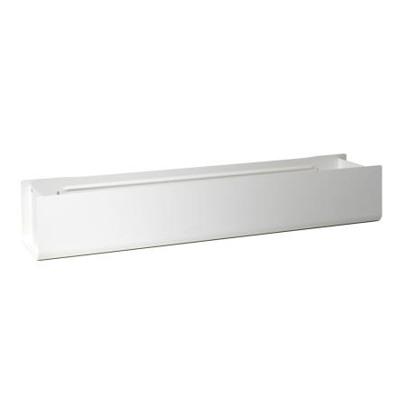 Jorda parvekelaatikko valkoinen 100 cm