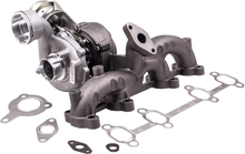 Turbocharger 03G253016GX compatible for VW Golf Mk4 150hp ps 1.9L 2000-2004 turbocharger