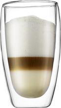Pavina glass med dobbelt vegg 2 pakn. 0,45 l