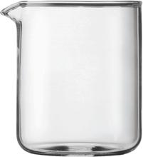 Bodum reserveglass 4 kopper 4 kopper med tut