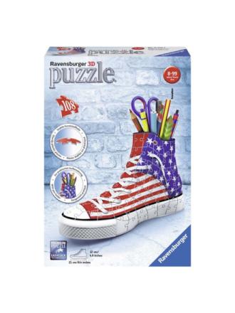 3D puzzle-America Sneaker 3D Palapeli