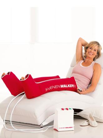 VenenWalker® massasjeapparat Vitalmaxx rød