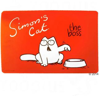 Simon's Cat Spiseunderlag - L 43 x B 28 cm