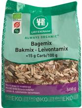 Urtekram Bio Low-Carb Brotbackmischung 500 g
