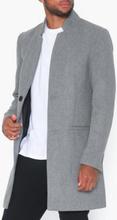 Only & Sons onsMAXIMILIAN Wool Trench Coat Otw Takit Vaaleanharmaa