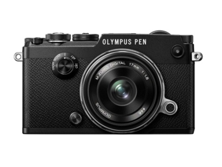 Olympus PEN-F 1718 Kit black