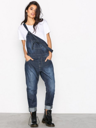Loose fit - Denim One Teaspoon Monroe Denim Overall