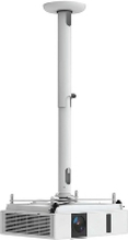 KIN 4000000061 - Ceiling mount white for audio/video 4000000061