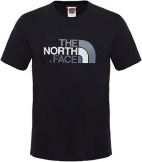 The North Face Men's Shortsleeve Easy Tee Herre kortermede trøyer Sort S