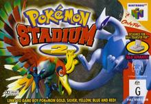 Pokemon Stadium 2 - Nintendo 64 (käytetty)