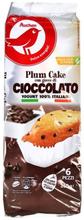 Auchan - Plum Cake Cioccolato ciastka z kawałkami czekolady