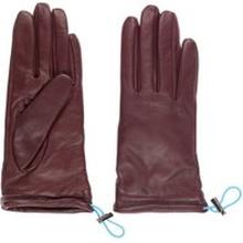 J.LINDEBERG Jl Leather Gloves Kvinna Brun