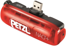 Petzl Acc till Nao+ batterier Rød OneSize
